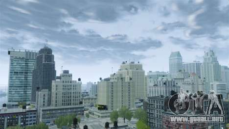 Tiempo en Egipto para GTA 4 segundos de pantalla