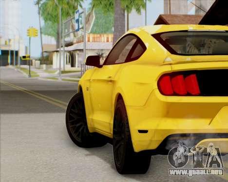 ENBSeries 1.4 para GTA San Andreas quinta pantalla