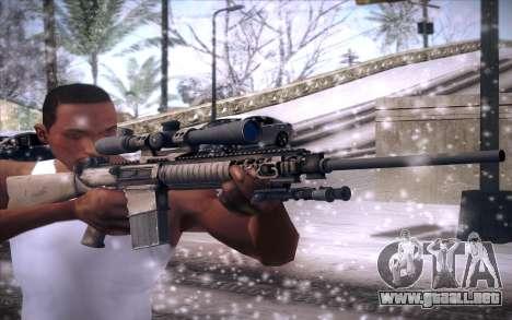 M110 para GTA San Andreas