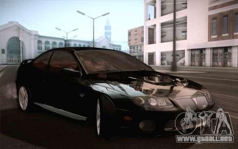 Pontiac GTO 2005 para GTA San Andreas