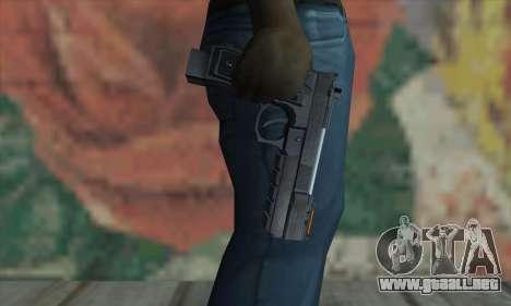Samurai Edge para GTA San Andreas tercera pantalla