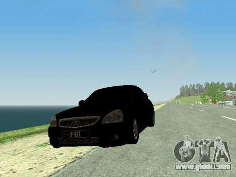 VAZ 2170 Priora para GTA San Andreas