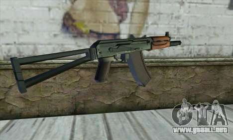 AK47 para GTA San Andreas segunda pantalla
