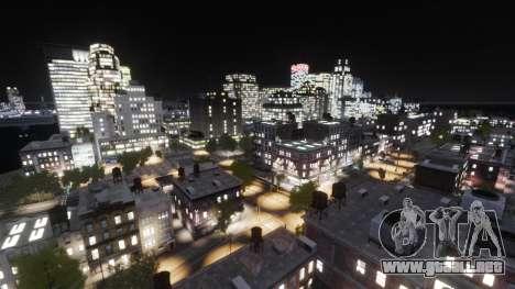 El Clima De Los Angeles para GTA 4 quinta pantalla