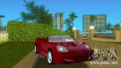 Toyota MR-S Veilside Spider para GTA Vice City