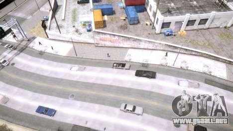 GTA HD Mod para GTA 4 novena de pantalla