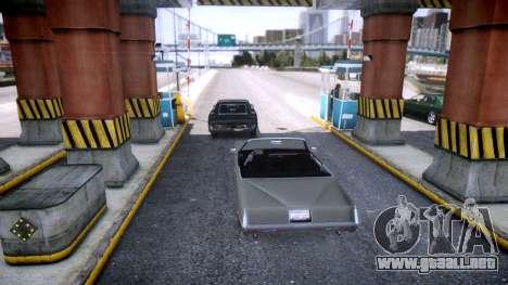 GTA HD Mod para GTA 4 octavo de pantalla