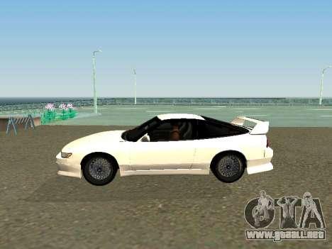 Nissan Sileighty para GTA San Andreas left