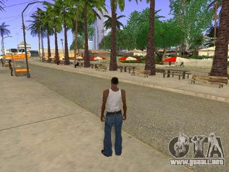 New Groove Street para GTA San Andreas segunda pantalla