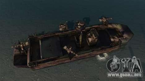 Navy SEALs SOC-R para GTA 4 visión correcta