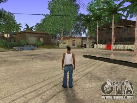 New Groove Street para GTA San Andreas