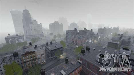 El Clima De Los Angeles para GTA 4 tercera pantalla