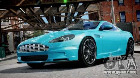 Aston Martin DBS v1.0 para GTA 4