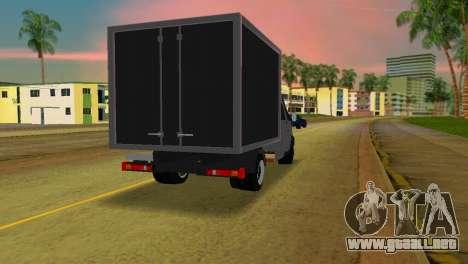 Gacela 33023 para GTA Vice City vista lateral izquierdo
