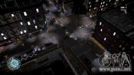 GTA HD Mod para GTA 4 tercera pantalla