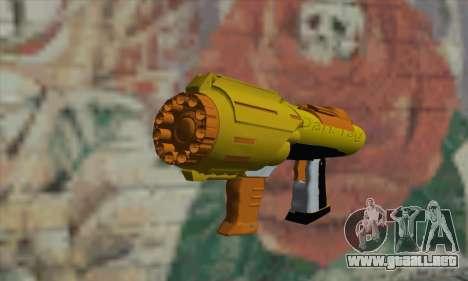 Nerf Gun para GTA San Andreas