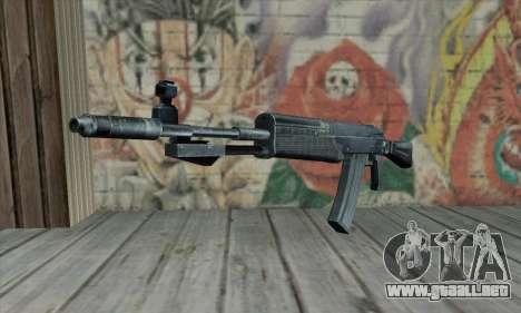 El AK-47 de S.T.A.L.K.E.R. para GTA San Andreas