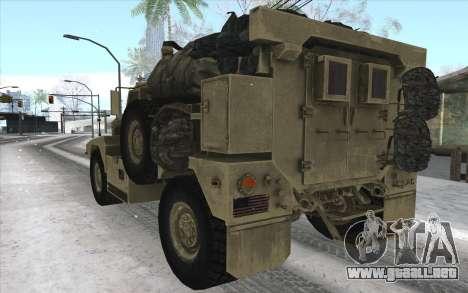 MRAP de BF4 para la visión correcta GTA San Andreas
