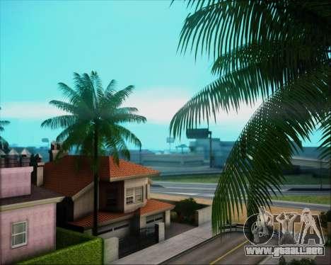 SA Graphics HD v 4.0 para GTA San Andreas sexta pantalla
