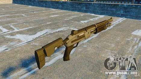 Escopeta de Marshall v 2.0 para GTA 4 segundos de pantalla