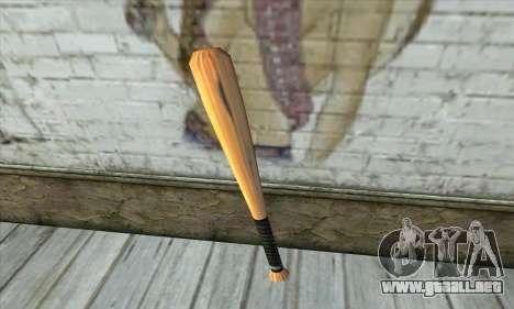 De madera bits para GTA San Andreas tercera pantalla