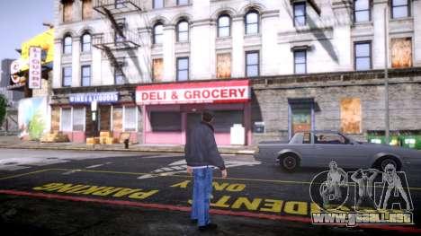 GTA HD Mod para GTA 4 quinta pantalla