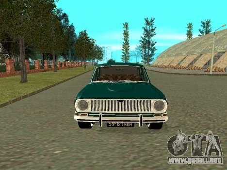GAS 24-01 Volga para GTA San Andreas left