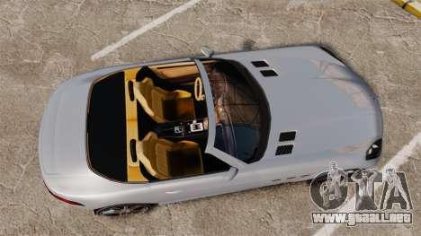 GTA V Benefactor Surano v3.0 para GTA 4 visión correcta