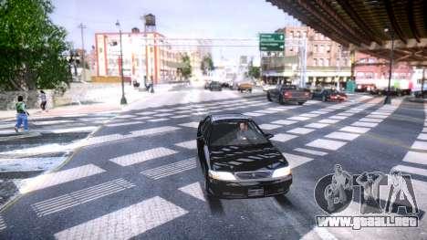GTA HD Mod para GTA 4 décima de pantalla
