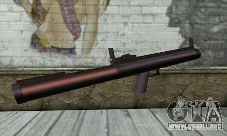 M72 para GTA San Andreas segunda pantalla