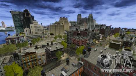 El Clima De Los Angeles para GTA 4 segundos de pantalla