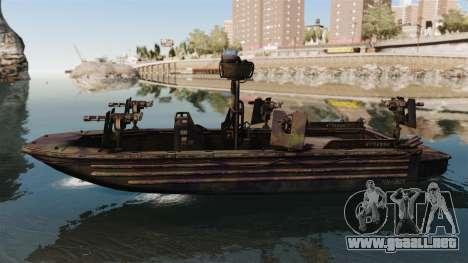 Navy SEALs SOC-R para GTA 4 left