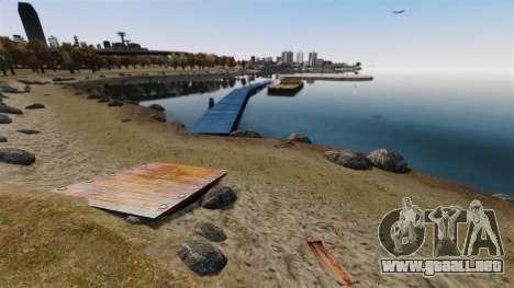 Arena para el combate de vehículos para GTA 4 tercera pantalla