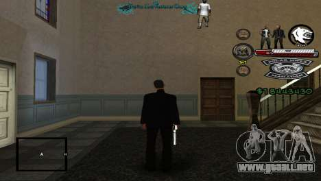 Hud By Tony para GTA San Andreas