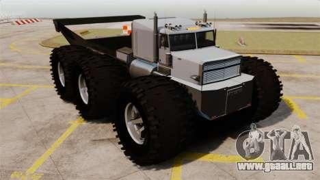 The Biggest Monster Truck para GTA 4