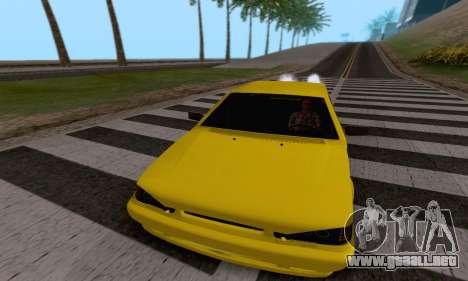 VAZ 2115 Diod para visión interna GTA San Andreas