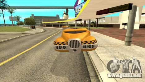 Taxi 5 Element para GTA San Andreas