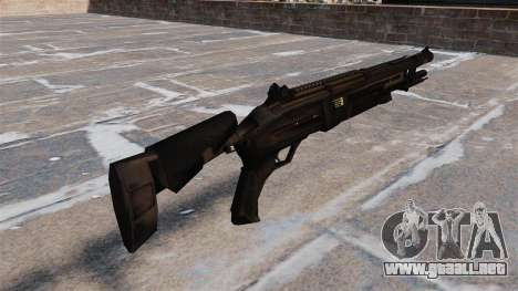Escopeta XM2014 para GTA 4 segundos de pantalla