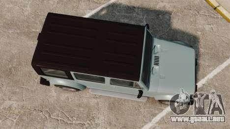 GTA V Canis Mesa para GTA 4 visión correcta
