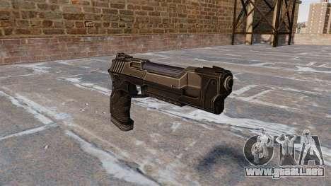 Pistola de águila del desierto Crysis 2 para GTA 4