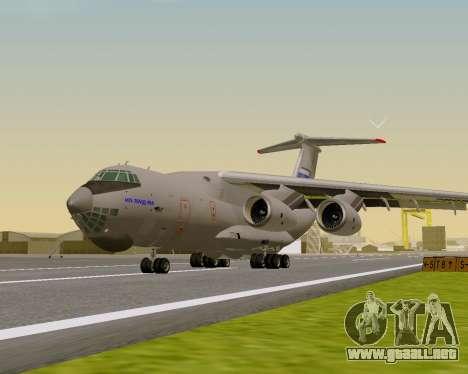 Il-76md-90 (IL-476) para GTA San Andreas left