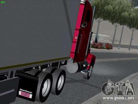 Freightliner FLD 120 para la visión correcta GTA San Andreas