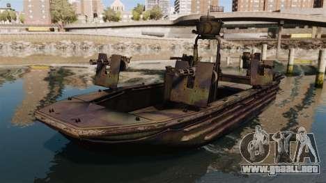 Navy SEALs SOC-R para GTA 4