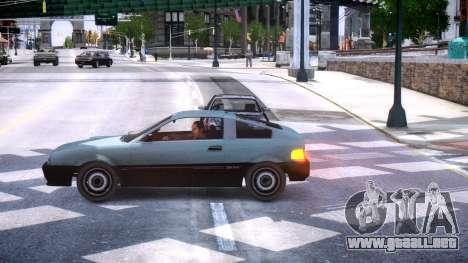 GTA HD Mod para GTA 4 undécima de pantalla