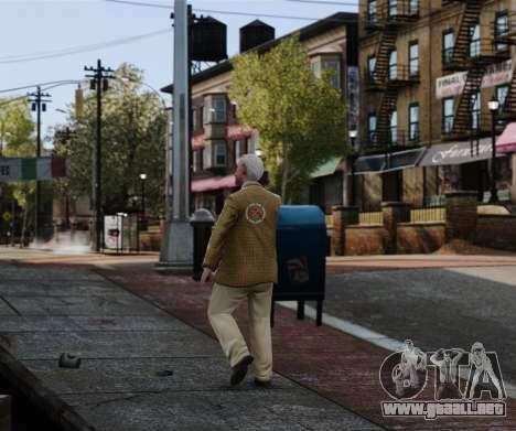 La Cruz Roja para GTA 4 segundos de pantalla