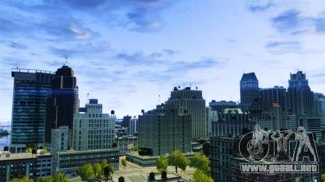 Tiempo en Egipto para GTA 4 tercera pantalla