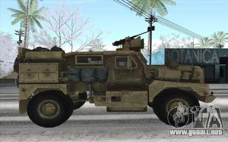 MRAP de BF4 para GTA San Andreas left