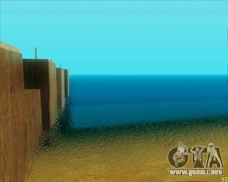 ENB HD CUDA v.2.5 for SAMP para GTA San Andreas novena de pantalla
