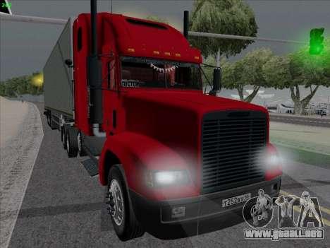 Freightliner FLD 120 para GTA San Andreas left