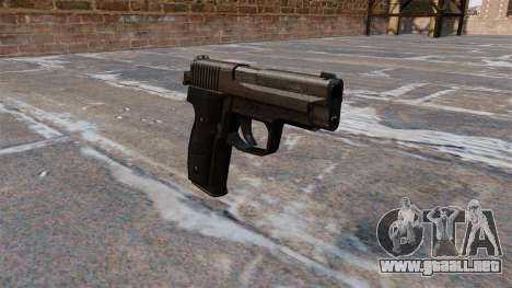 Pistola SIG-Sauer P228 para GTA 4